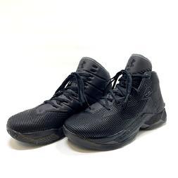 Under Armour Curry 2.5 Sc30 Top Gun Black Men's Basketball I