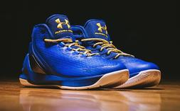 Under Armour curry 3 zero sc30 dub nation Basketball Shoes-
