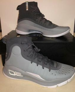 Under Armour Curry 4 Mens Basketball Shoes Size 12 1298306 1