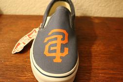 customize any logo sf giants slip on
