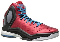 Men's adidas 'D Rose 5 - Boost' Basketball Shoe Scarlet/ Sol