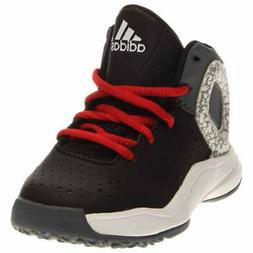 adidas D Rose 5 I  Athletic Basketball Court Shoes - Black -