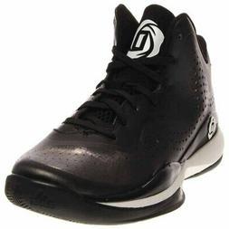 adidas D Rose 773 III J  Athletic Basketball  Shoes - Black