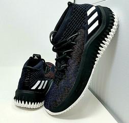 adidas Dame 4 Static Basketball Shoes Damian Lillard Black B