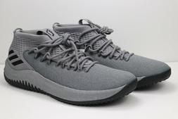 Adidas Dame Dolla 4 Basketball Yellow Tape Grey Black Lillar