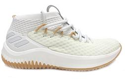 adidas Dame 4 Mens in Non Dyed, 7.5
