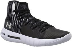 Under Armour Men's Drive 5 Basketball Shoe Black /White 9