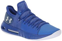 Under Armour Men's Drive 5 Low Basketball Shoe, Royal /White