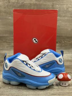 DS NEW Reebok Iverson Legacy CN8405 Mens Blue Athletic Gym B