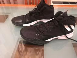 Adidas DUAL THREAT mens basketball Shoes ,NEW ,SIZE 13 US