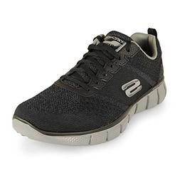 Skechers Men's Equalizer 2.0 True Balance Black/Charcoal Ath