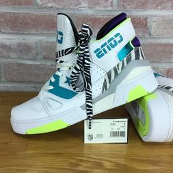 Converse ERX 260 White Teal Purple Zebra Men's 9 Basketball