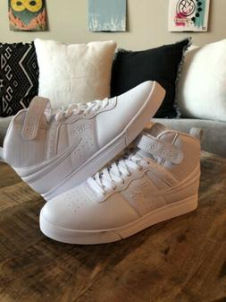 Fila F-13 High Too Basketball Shoes Women Size 10 Athletic S