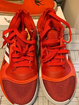 F36305 Adidas Marquee Boost Low Active Basketball Shoes Red