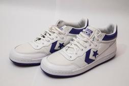 Converse Fastbreak 83 Mens Mid Top White/Purple Basketball S
