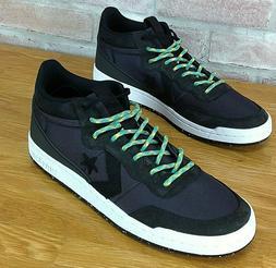 Converse Fastbreak Basketball Shoes Mens 12 Sneaker Mid Blac