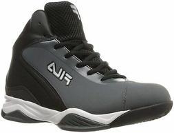 Fila Men's contingent Basketball Shoe Castlerock/Black/Metal