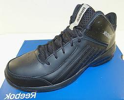 REEBOK First Quarter Attack Men's Basketball Shoes Black  NE