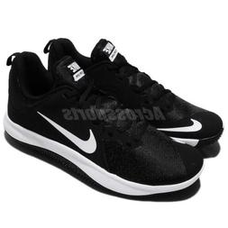 Nike Fly.By Low Black White Men Basketball Shoes Sneakers Tr