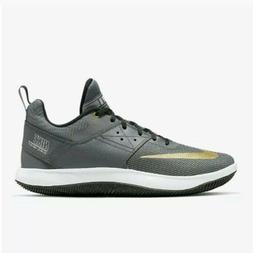 Nike Fly.By Low II Men's Basketball Shoes AJ5902 002 Dark Gr