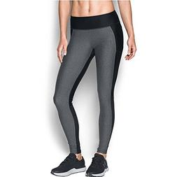 Under Armour Women's Fly-By Legging,Black /Reflective, X-Sma