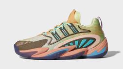 {FU7369} Men's adidas Crazy BYW 2.0 Mens Basketball Shoes *N