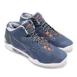 Asics Gel-Burst 23 GE Grand Shark Blue White Men Basketball