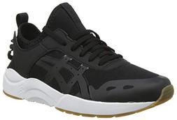 ASICS Women's Gel-Lyte Keisei Low-Top Sneakers, Black 001, 8