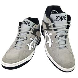ASICS Gel-spotlyte Retro Basketball Shoe, Light Grey/White,