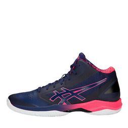 Asics GELHoop V 10 AWC  Men Basketball Shoes Indigo Blue/Div