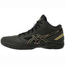 Asics GELHoop V11  Men Basketball Shoes Black/Gold