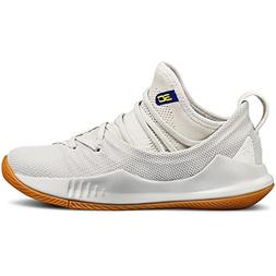 Under Armour Boys' Grade School Curry 5 Basketball Shoe, Ele