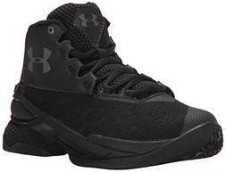 Under Armour Men's Grade School Longshot Basketball Shoe, Bl