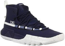 Under Armour Boys' Grade School SC 3Zer0 II Basketball Shoe,