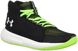 Under Armour Boys' Grade School Torch Mid Basketball Shoe, B