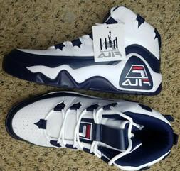 FILA GRANT HILL 1 Retro Athletic Basketball Shoes Men's Sz 9