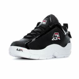 Fila GRANT HILL 2 LOW Mens Black/White 1BM00609-014 Basketba