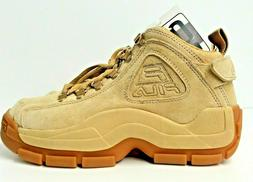 Fila Grant Hill Basketball Sneakers Youth Kids Shoes Suede L