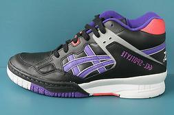 H419L-9030 Men's Asics Gel-Spotlyte Black-Purple Isiah Thoma