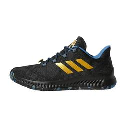 Adidas Harden B/E X MVP James Black Blue Gold Mens Basketbal