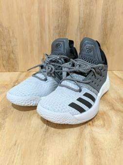 Adidas Harden Vol. 2 Concrete Basketball Shoes Grey White  M