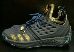 Adidas Harden Vol. 2 MVP  Basketball Shoes Black Gold Mens S