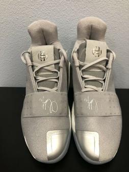 Adidas Harden Vol 3 Basketball Shoes F36443 Grey/Metallic Si