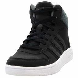 adidas Hoops Mid 2.0  Casual Basketball  Shoes - Black - Boy