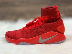 Nike Hyperdunk 2016 FK Flyknit Basketball Red 843390-606 Men