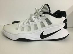 Nike Hyperdunk 2016 Low Basketball Shoes White Black SZ 13