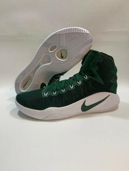 Nike Hyperdunk 2016 Mens Green Basketball Shoes 856483-331 G