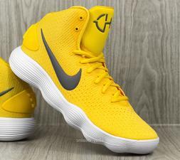 Nike Hyperdunk 2017 TB Men's size 13 Basketball Shoes Yellow