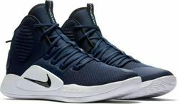 Nike Hyperdunk X TB Men's Basketball Shoes Midnight Navy/Bla