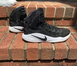 NIKE HYPERDUNK ZOOM 2016 Basketball Shoes 844368-001 Black W